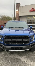 2018 Ford F150 4x4 Crew Cab Raptor for sale 101399179