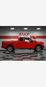 2018 Ford F150 for sale 101411542