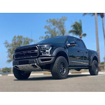 2018 Ford F150 4x4 Crew Cab Raptor for sale 101615810