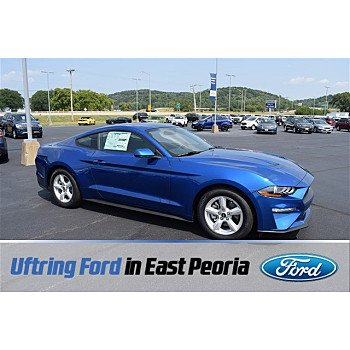 2018 Ford Mustang Coupe for sale 101011890