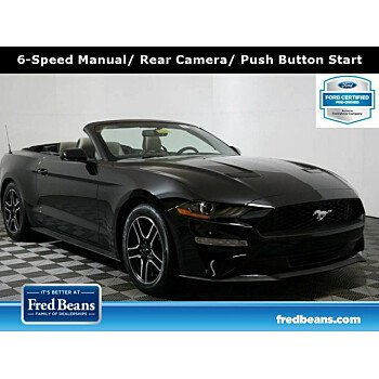 2018 Ford Mustang for sale 101088695