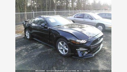 2018 Ford Mustang Coupe for sale 101015947