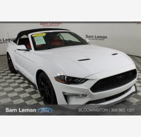 2018 Ford Mustang for sale 101049978