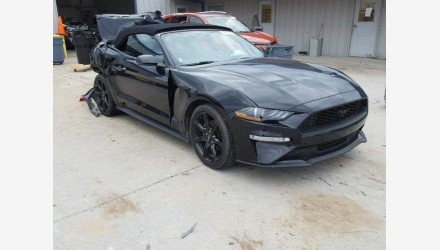 2018 Ford Mustang for sale 101062486