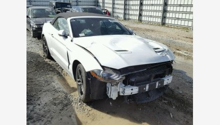 2018 Ford Mustang for sale 101062897