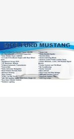 2018 Ford Mustang for sale 101075190
