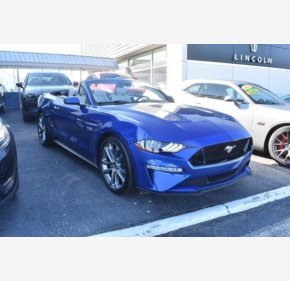 2018 Ford Mustang GT Convertible for sale 101097897