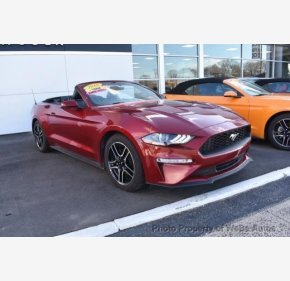 2018 Ford Mustang for sale 101097898