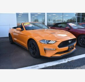 2018 Ford Mustang for sale 101097905