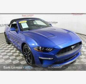 2018 Ford Mustang for sale 101100590