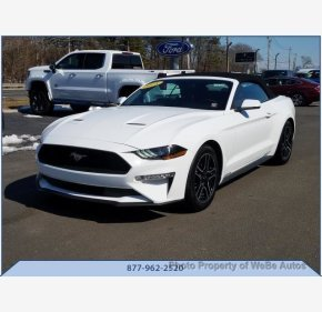 2018 Ford Mustang for sale 101104556