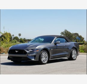 2018 Ford Mustang GT Convertible for sale 101125365