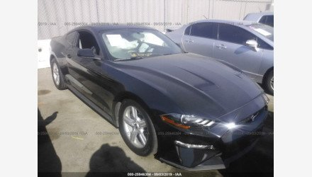 2018 Ford Mustang Coupe for sale 101219642