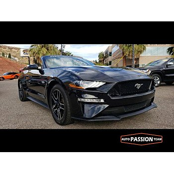 2018 Ford Mustang GT Convertible for sale 101224220