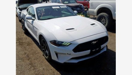 2018 Ford Mustang GT Coupe for sale 101224419