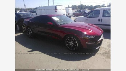2018 Ford Mustang Coupe for sale 101224567