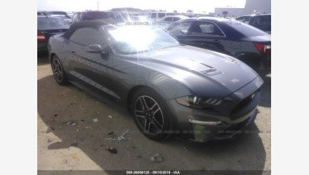 2018 Ford Mustang for sale 101231614