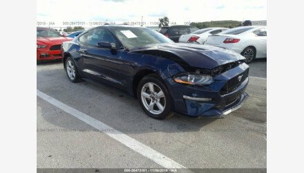 2018 Ford Mustang Coupe for sale 101235881