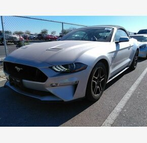2018 Ford Mustang GT Convertible for sale 101238245