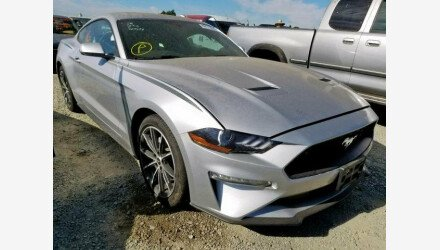 2018 Ford Mustang Coupe for sale 101238614