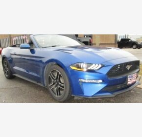 2018 Ford Mustang for sale 101247399