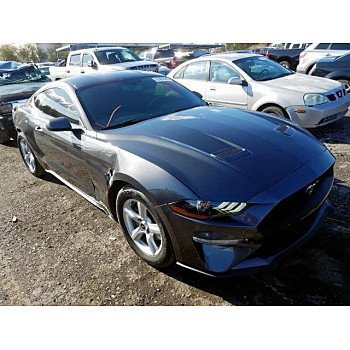2018 Ford Mustang Coupe for sale 101253220