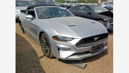 2018 Ford Mustang for sale 101266473