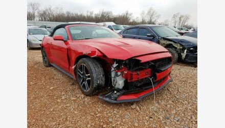 2018 Ford Mustang for sale 101269290