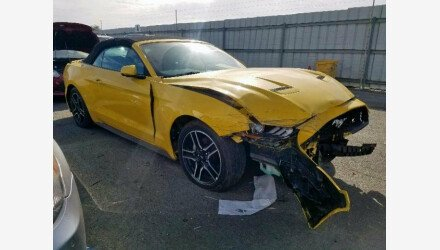 2018 Ford Mustang for sale 101269356