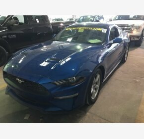 2018 Ford Mustang Coupe for sale 101279835