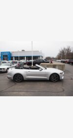 2018 Ford Mustang GT Convertible for sale 101290033