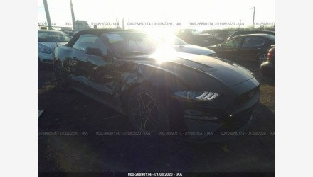 2018 Ford Mustang for sale 101296824