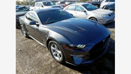 2018 Ford Mustang Coupe for sale 101300715