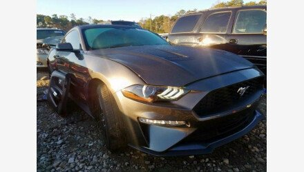 2018 Ford Mustang Coupe for sale 101307887