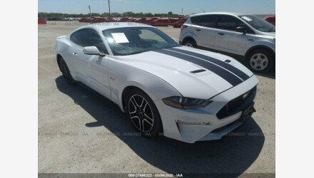 2018 Ford Mustang GT Coupe for sale 101324860
