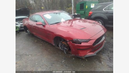 2018 Ford Mustang GT Coupe for sale 101325965