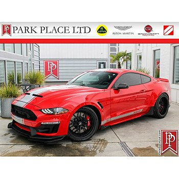 2018 Ford Mustang for sale 101326054