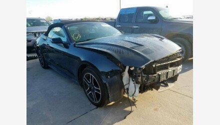 2018 Ford Mustang for sale 101328691