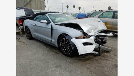 2018 Ford Mustang for sale 101329713
