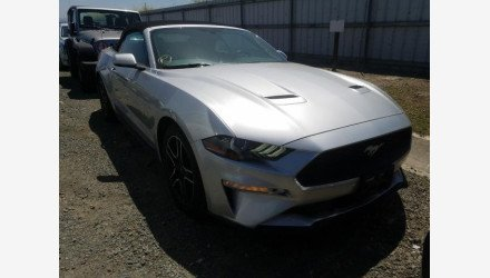 2018 Ford Mustang for sale 101331378