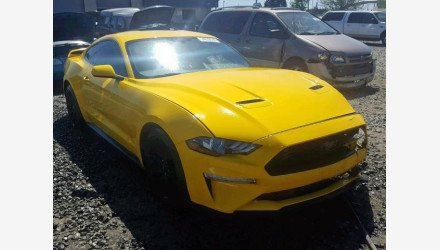 2018 Ford Mustang Coupe for sale 101336245