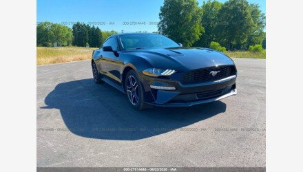 2018 Ford Mustang Coupe for sale 101340458