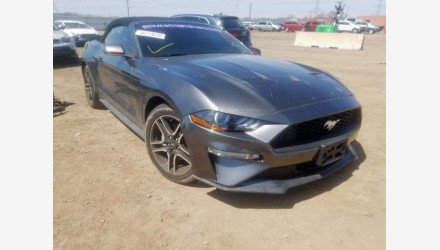 2018 Ford Mustang for sale 101344638