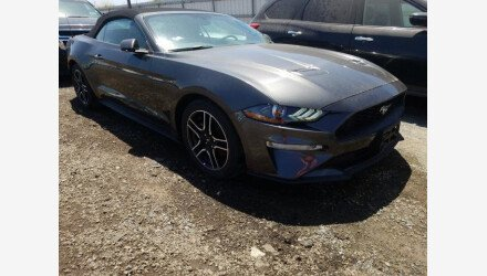 2018 Ford Mustang for sale 101345037