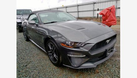 2018 Ford Mustang for sale 101345038