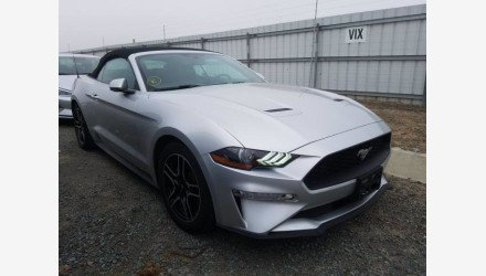2018 Ford Mustang for sale 101345039