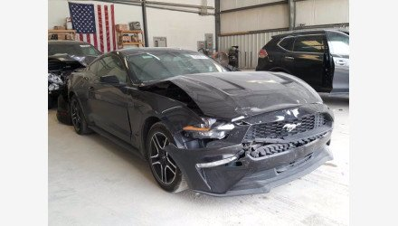 2018 Ford Mustang Coupe for sale 101345556