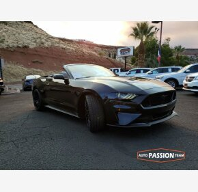 2018 Ford Mustang for sale 101357606