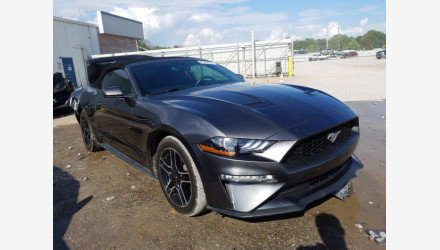 2018 Ford Mustang for sale 101358995