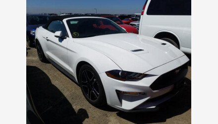 2018 Ford Mustang for sale 101360629